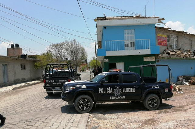 Caen integrantes de cinco bandas delictivas en Tehuacán