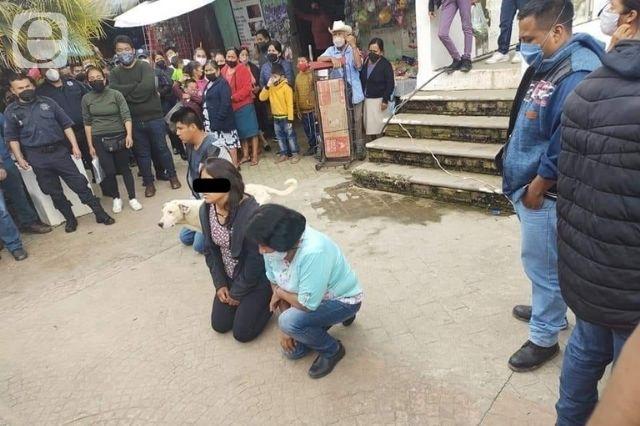 Detienen en Oaxaca a delincuentes de Tehuacán