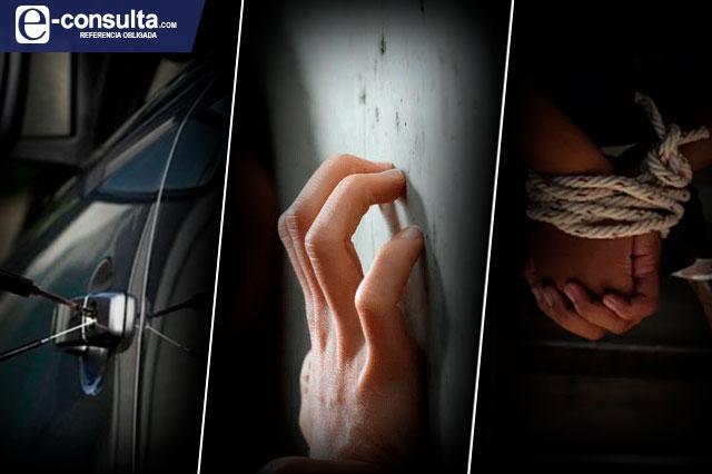 Suben en Puebla feminicidios, secuestros y asaltos en noviembre