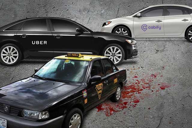 Por abuso sexual y robos el Senado también regulará a taxis ejecutivos