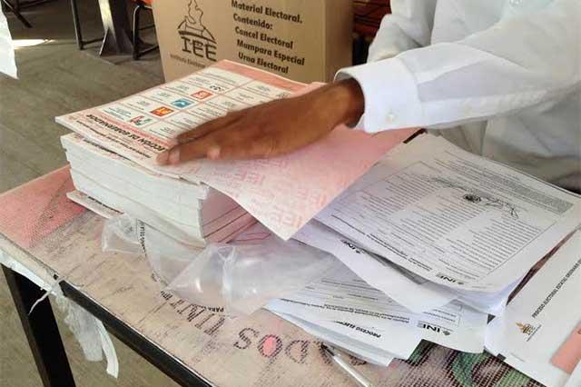 Difunden causas que pueden generar delitos electorales en Puebla