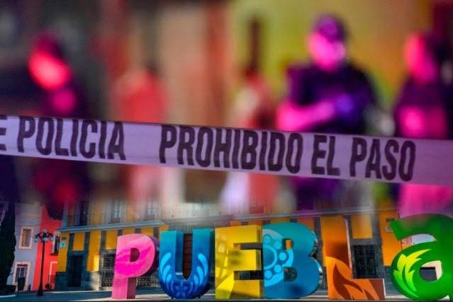 Aumentan delitos en 80% de los municipios poblanos en un año