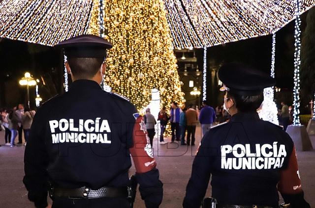 Caen en 7 días casi 150 personas por diversos delitos en Puebla capital