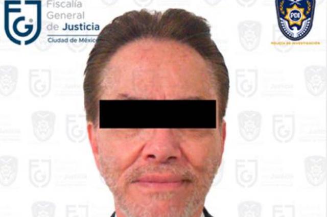 Queda en prisión Alejandro del Valle, presidente de Interjet