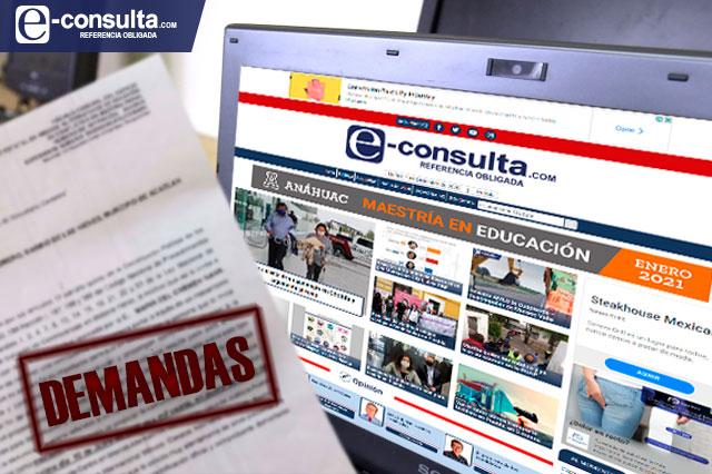 Funcionarios estatales buscan acabar con e-consulta: Article19