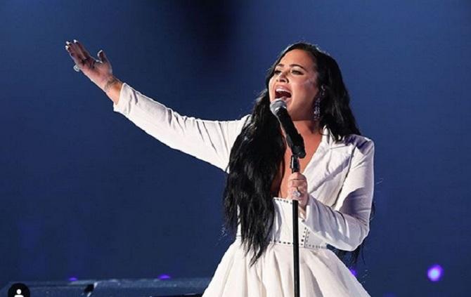 Demi Lovato habla sobre su sexualidad y si le gustaría tener hijos