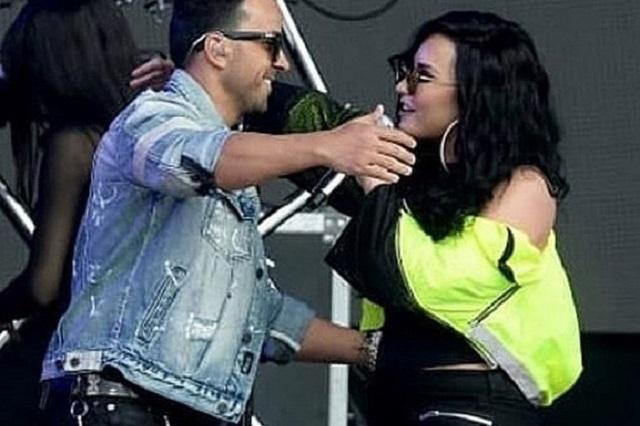 Artistas del mundo expresan su amor por Demi Lovato
