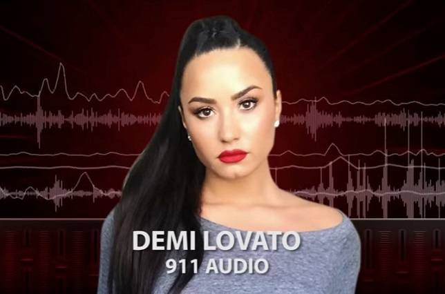 Esta es la llamada al 911 con la que pidieron ayuda para Demi Lovato