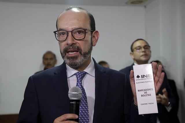 Acredita el INE en Puebla a 757 observadores electorales