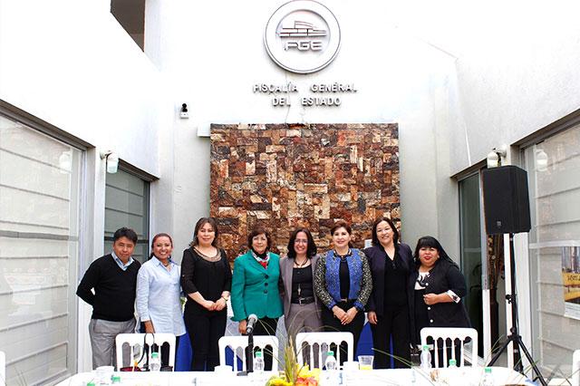 Sesionan diputados en el Centro de Justicia para las Mujeres