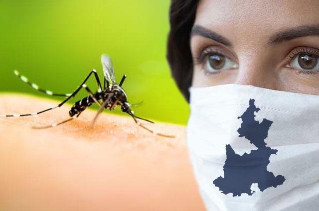 Bajo riesgo en Chiautla de Tapia por Dengue y coronavirus
