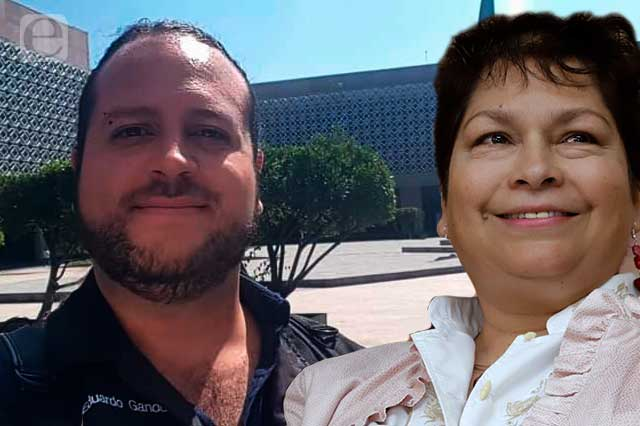 Desechan denuncia de suplente de Biestro contra Eloisa Vivanco