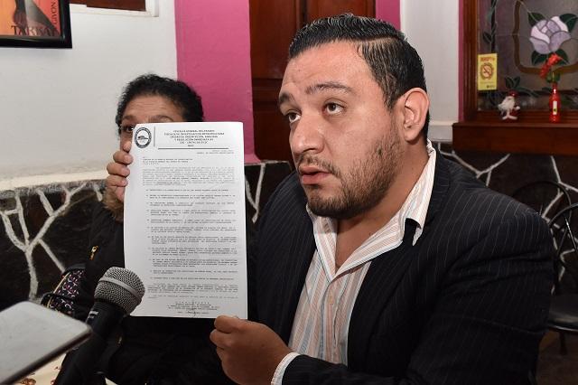 Denuncian a ex director del IMSS por muerte de recién nacida