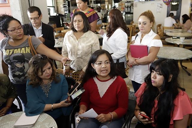 Red Puebla de Periodistas denuncia agresiones contra el gremio