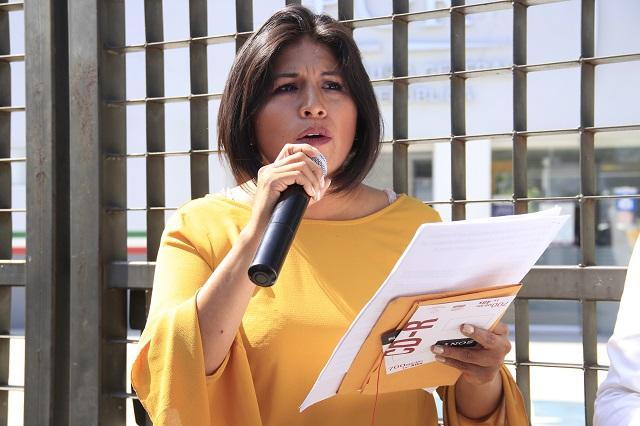 Roxana Luna también aspira a candidatura al gobierno estatal
