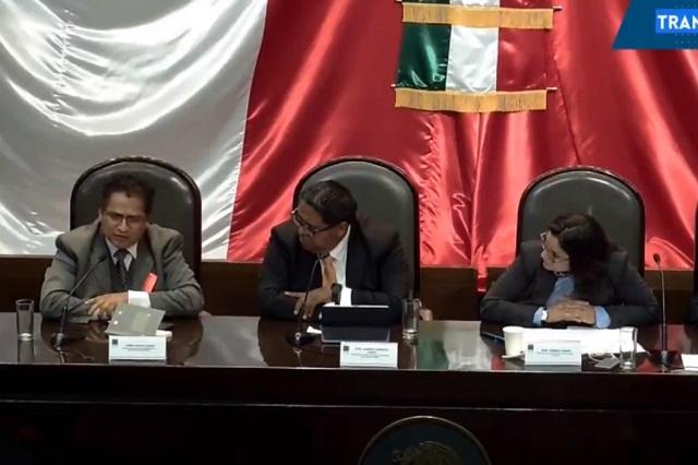 Denuncian en San Lázaro acoso contra e-consulta