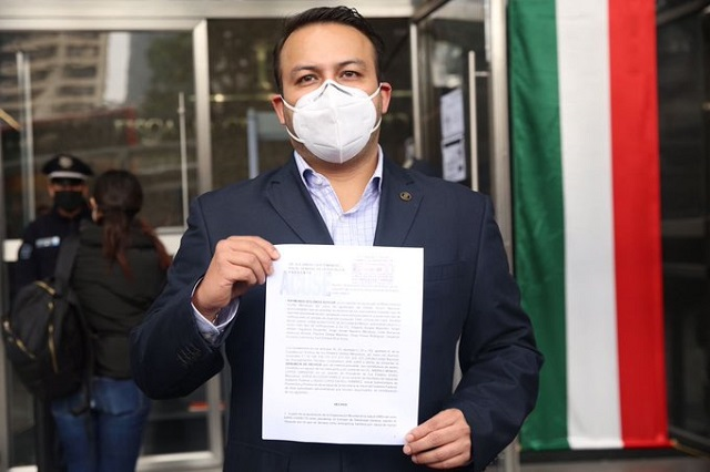 PAN denuncia a AMLO por mal manejo de la pandemia