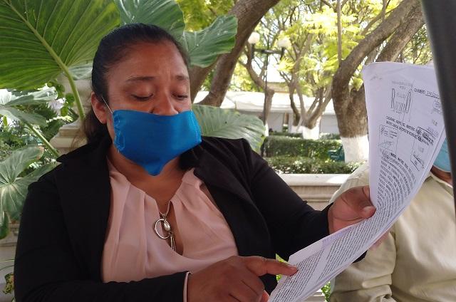 Regidores denuncian a edil de Coyotepec por nepotismo y corrupción