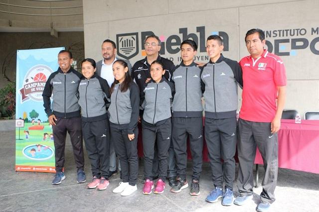 Instituto Municipal del Deporte anuncia Campamento de Verano