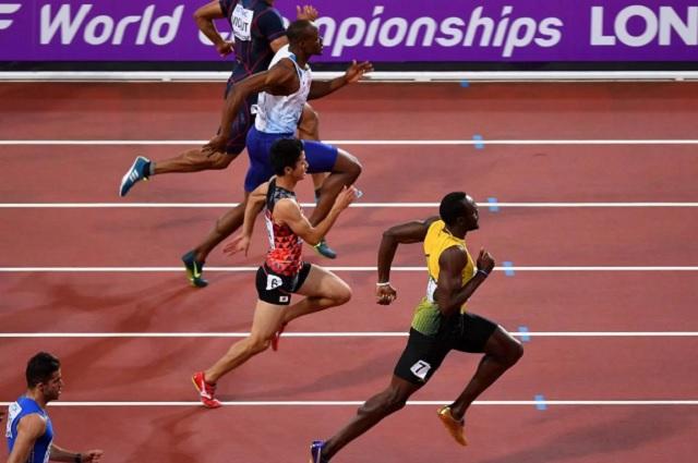 Los 100 metros más tristes de la historia, adiós Bolt