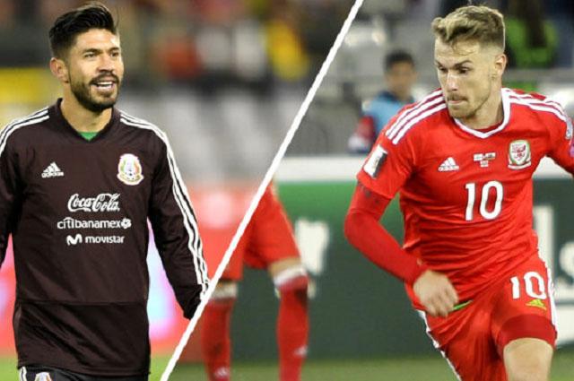 México - Gales, el partido decisivo para la lista final de Osorio