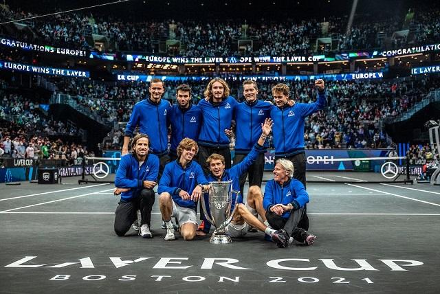 Europa conquista la Laver Cup; consiguen la cuarta consecutiva