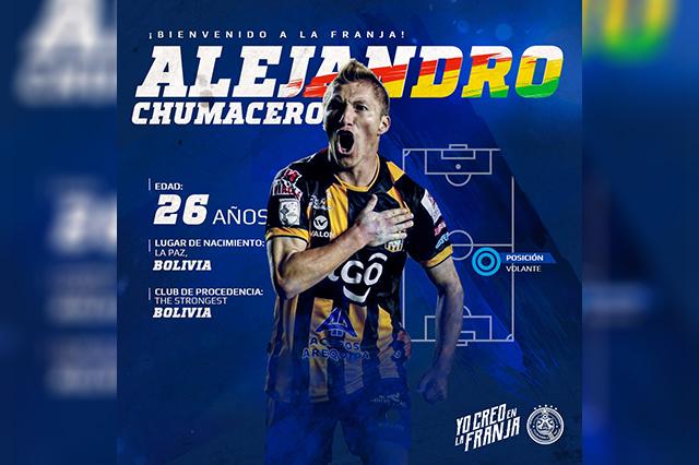 Alejandro Chumacero: El volante vital para la permanencia