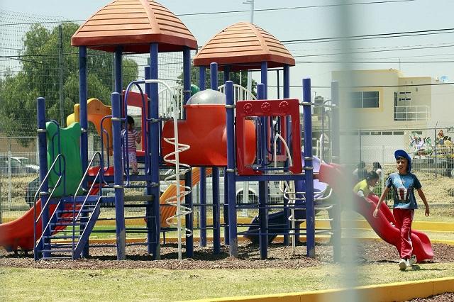Más de 51 mil vecinos de Romero Vargas se benefician con espacios deportivos