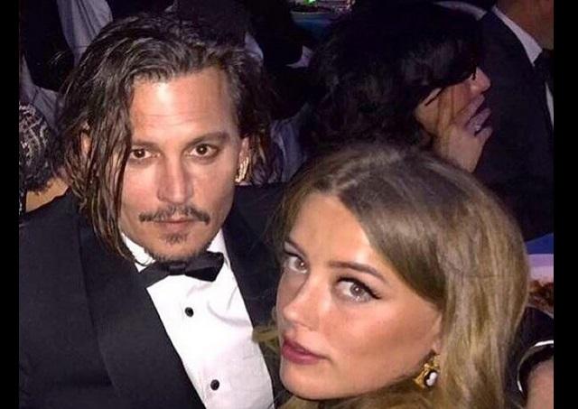 Esposa de Johnny Depp presenta fotos de presunta violencia doméstica
