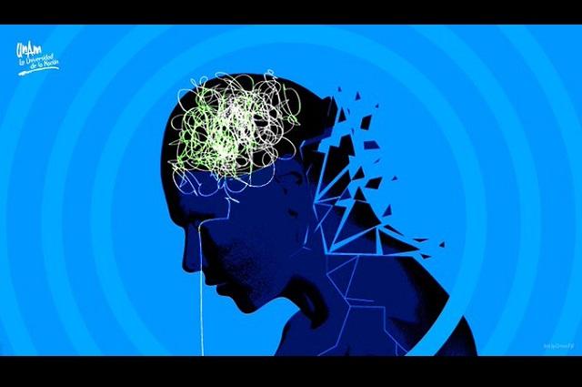 1 de cada 3 personas tiene un trastorno mental en su vida