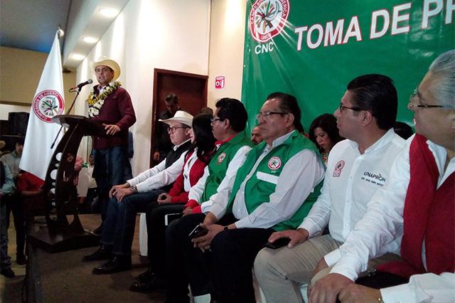 Barbosa y Hernández Deras debaten sobre elección negociada