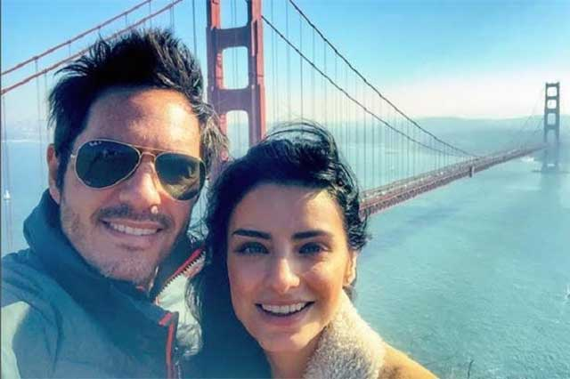 Aislinn Derbez y Mauricio Ochmann planean casarse