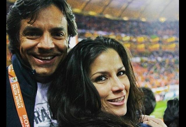 Eugenio Derbez y su esposa ¿tienen influenza?; Aitana gripe