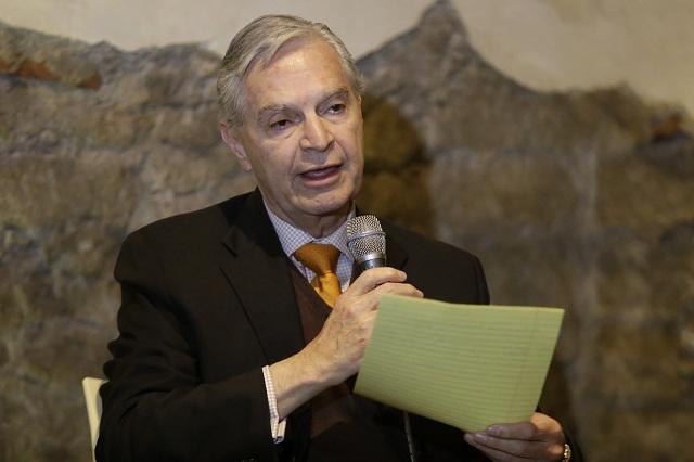 PAN no debe rehuir a debates en Puebla, dice Derbez Bautista