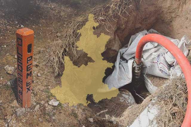 Derrame de combustible afectó 5 mil hectáreas de cultivo poblano