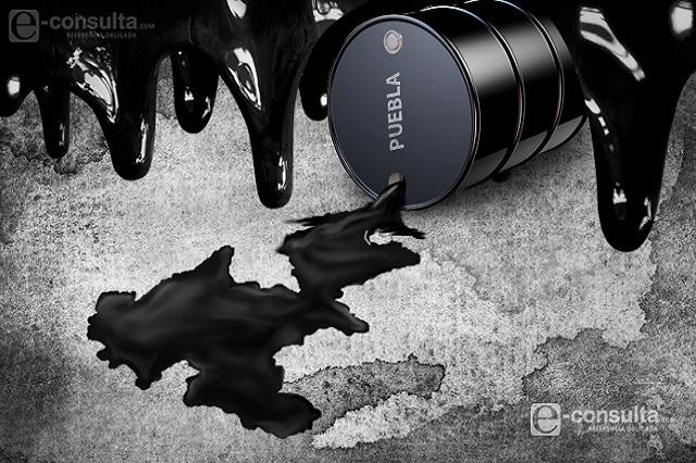 Aunque Puebla produce petróleo recibe escasos dividendos federales