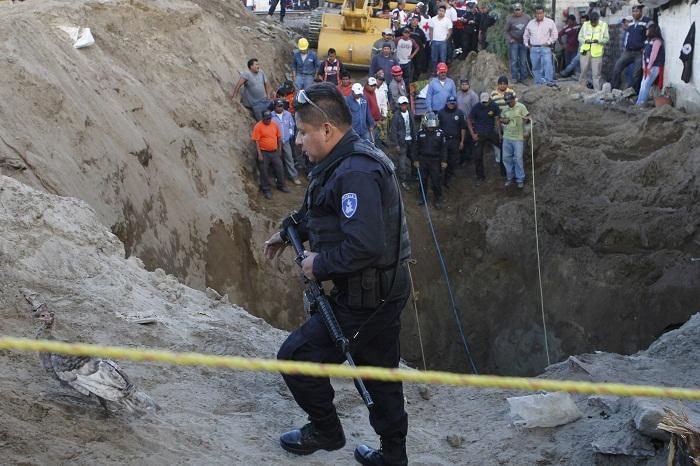 Vibraci n del tren provoc alud que mat a trabajadores de for Ferreteria barrio salamanca