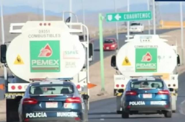 Vehículos de la Canacar ayudarán a Pemex a distribuir gasolina