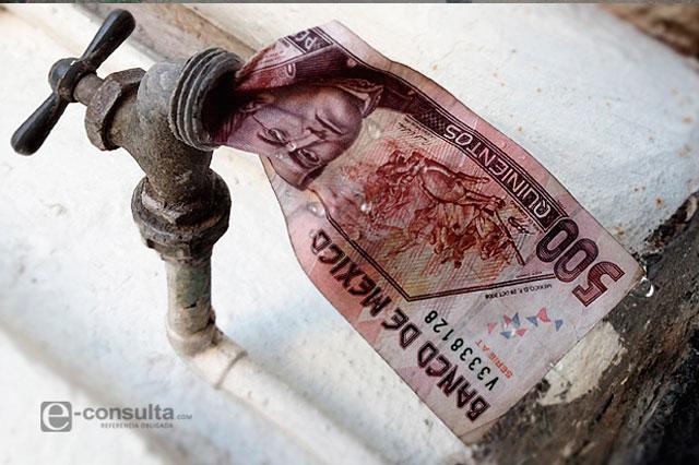 No pagan el servicio 40% de usuarios de Agua de Puebla