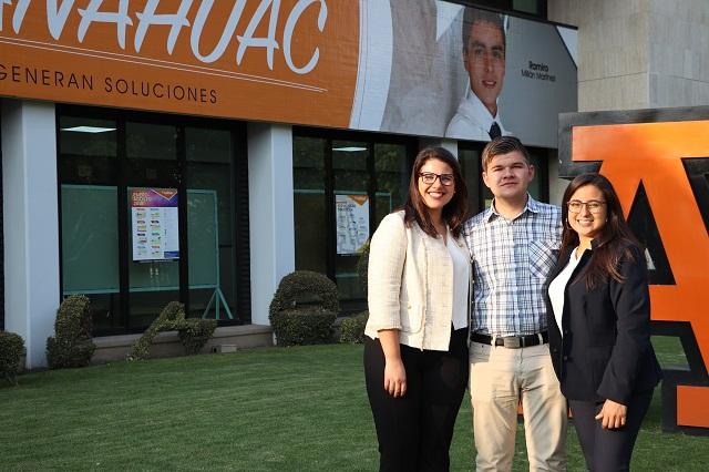 Alumnos Anáhuac obtienen primer lugar en el Desafío Iberoamericano