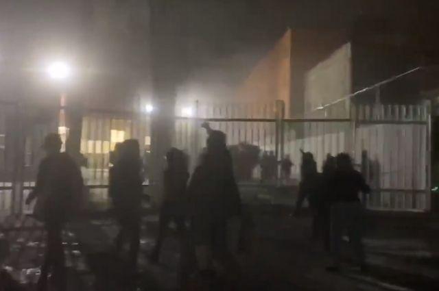 Desalojan a mujeres de la CDH de Edomex, en Ecatepec