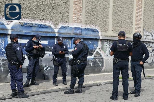 La Policía Estatal siempre está vigilada, asegura Barbosa