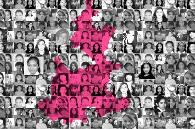 Desaparecen al mes 13 mujeres en Puebla, según PGR