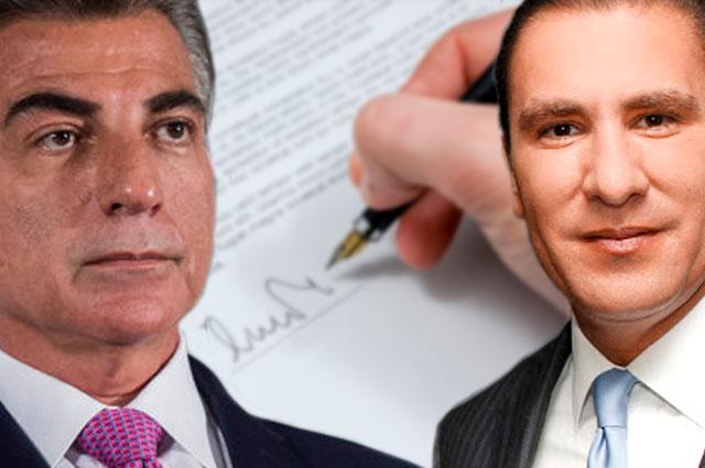 RMV y Gali desaparecieron contratos, acusa Barbosa