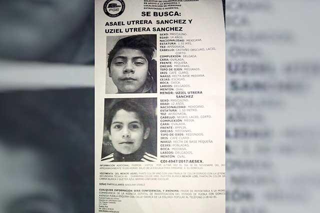 Desaparecen hermanos tras salir de la Técnica 60 en San Manuel
