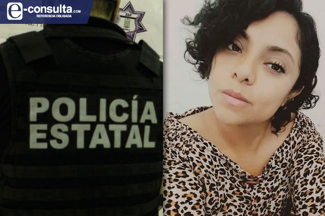 Buscan a policía por desaparición de Susana Cerón en Puebla