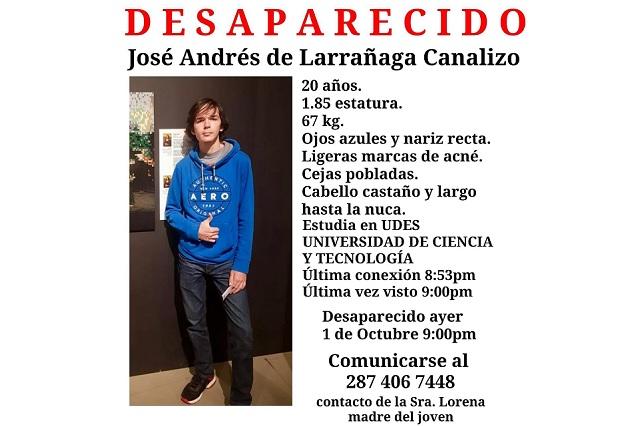 Estudiante de la UDES fue plagiado y asesinado en Puebla