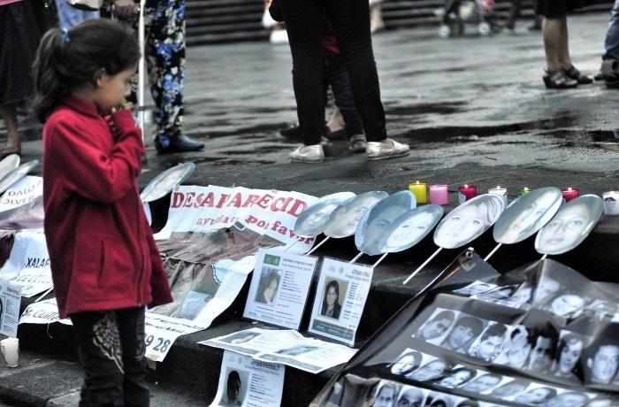 Calculan 15 mil desapariciones durante gobierno de Javier Duarte
