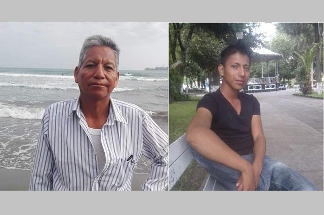 Padre e hijo desaparecen en Atlixco; su familia los busca