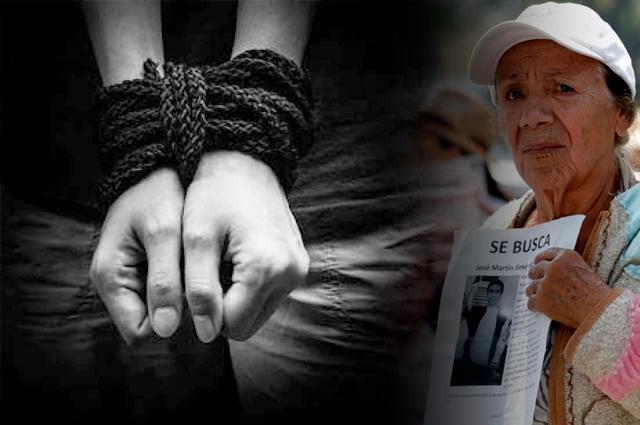 CNDH va contra reformas sobre desaparición forzada en Puebla